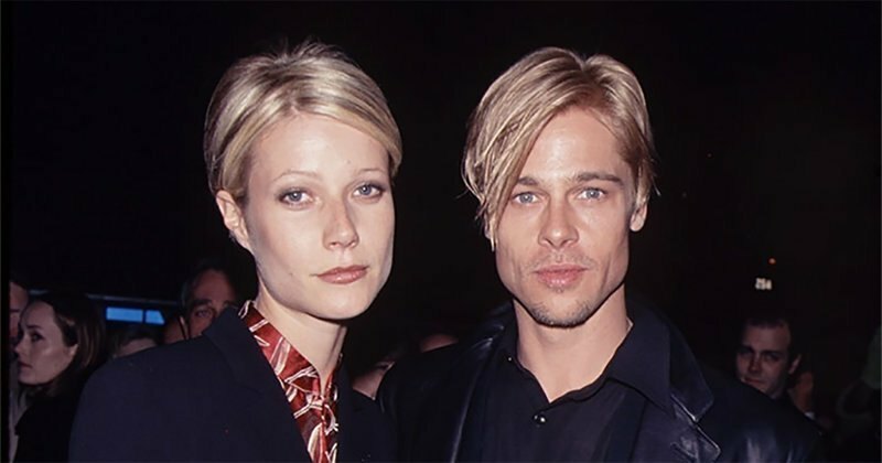 Someone Just Noticed That Brad Pitt Always Looks Like The Woman He's Dating
