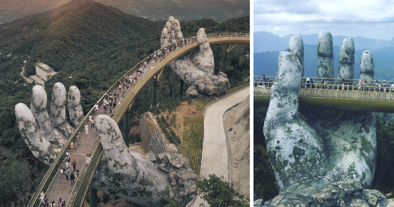 Breathtaking Bridge In Vietnam Has Just Been Opened