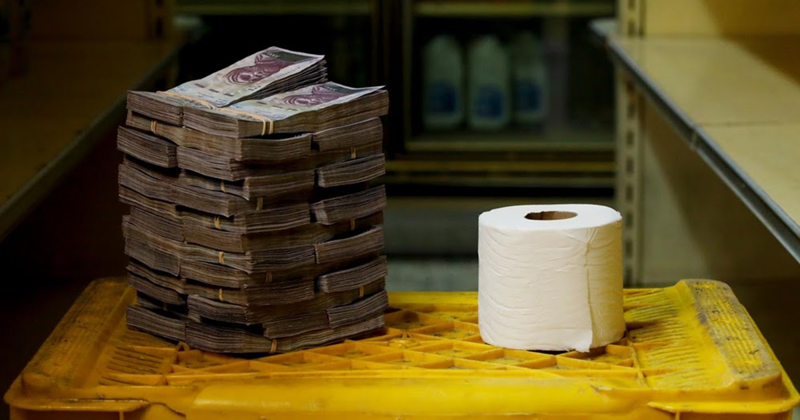 Here's How Much Money You Need To Buy Different Everyday Items In Venezuela