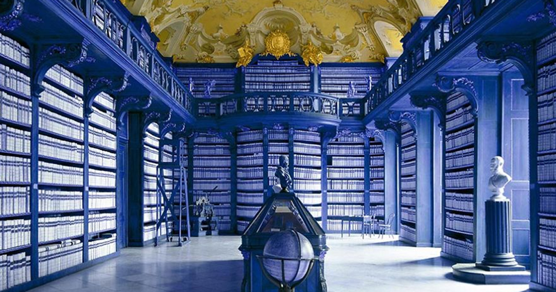 Photographer Goes Around The World In Search Of The Most Beautiful Libraries