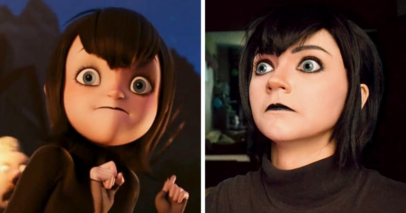 A 22-Year-Old Cosplayer Can Turn Herself Into Anyone