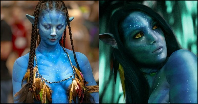 25 Epic And Cool Navi Avatar Cosplays That Are Mind-Blowing