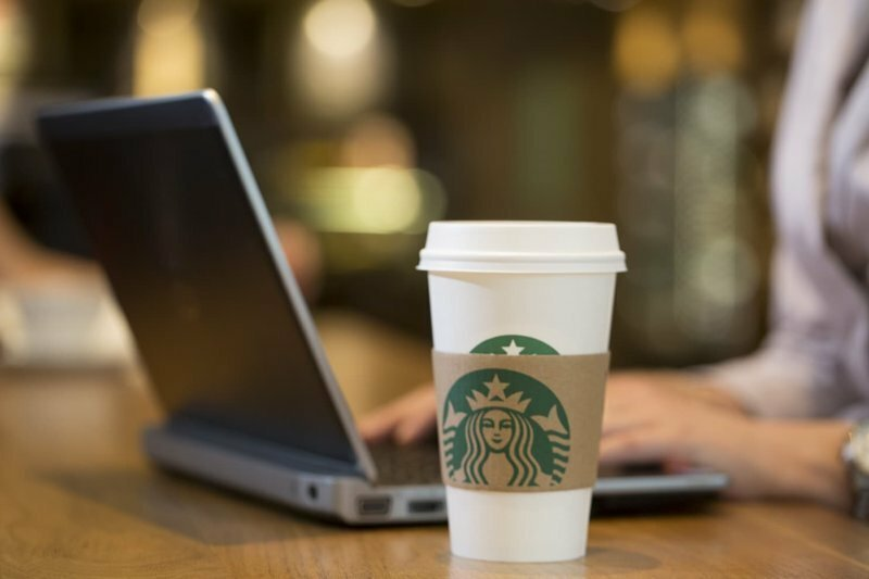 Starbucks says it will roll out tool in 2019 to block customers from watching PORN on its WiFi