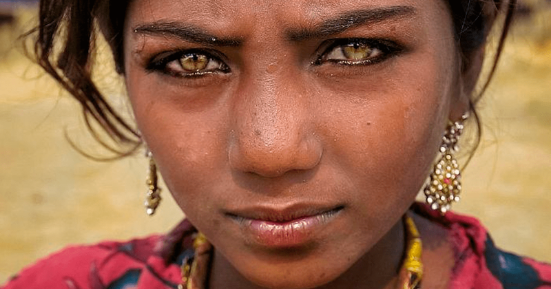 Polish Photographer Travels Across India To Show How Incredibly Beautiful Its Local People Are