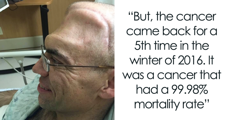 Guy Who Was Supposed To Live For 6 Years After Brain Cancer Diagnosis, Lives For 20+ Years