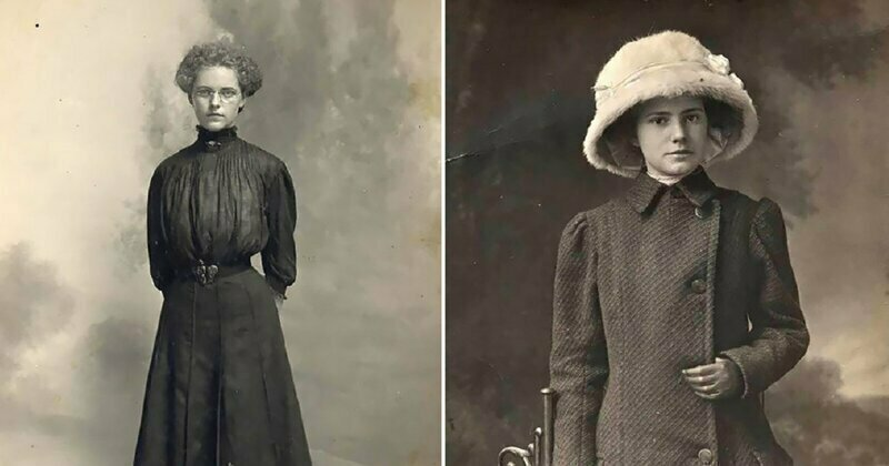 Elegant Photos That Defined Edwardian Fashion Styles Of Young Women