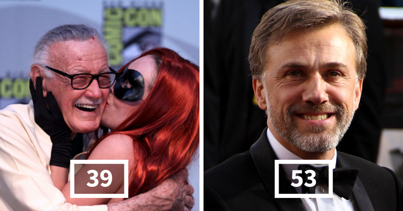 30 Famous People Who Didn't Make It Until After Age 30