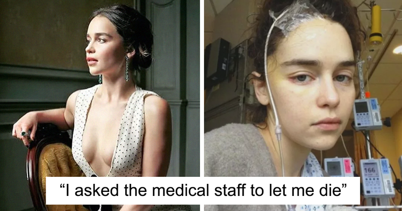 Emilia Clarke Shares 5 Never-Before-Seen Photos From Hospital After Having Two Aneurysms