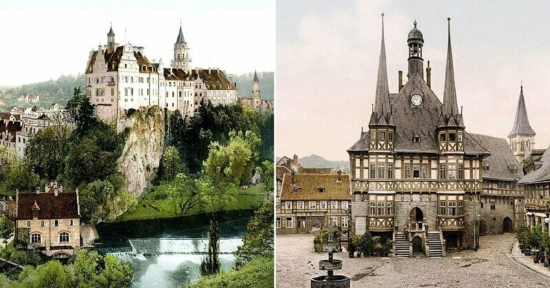 Rare Photos Of Germany Before It Was Destroyed By War