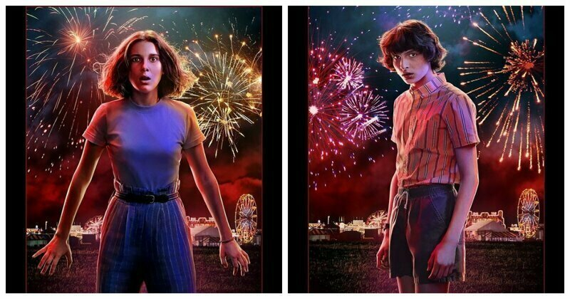"""One Summer Can Change Everything"": Stranger Things Season 3 Character Posters Released"