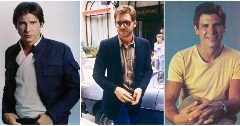 25 Vintage Photos of a Very Handsome and Young Harrison Ford in the Late 1970s