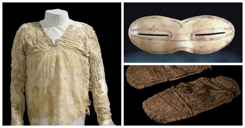 13 Oldest Pieces of Clothing and Accessories Ever Found