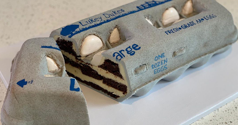Baker Makes Hyper-Realistic Cakes That Will Make You Do A Double Take