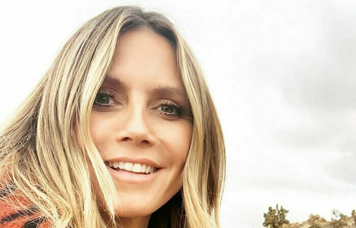 Heidi Klum Unveils This Year's Costume, Proves She's The Queen Of Halloween Once More