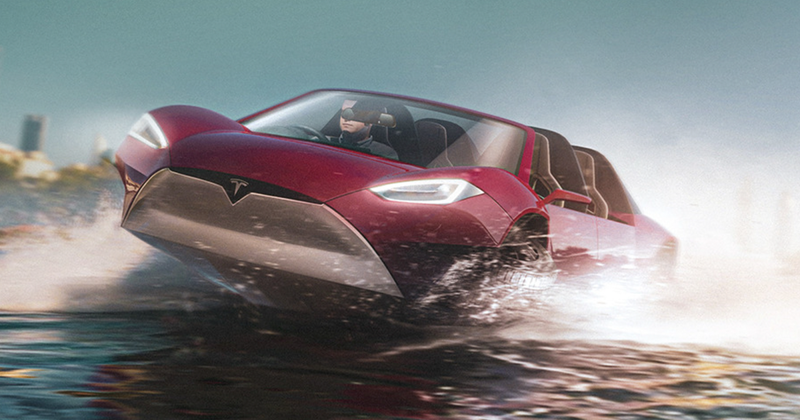 8 Tesla Concept Designs That You'd Probably Want In Reality
