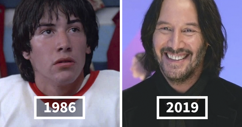 Here's How Well-Known Actors Looked In Their First And Latest Movie Roles