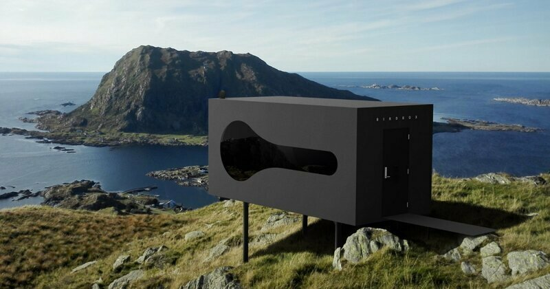 Experience The Fjords And Mountain Ranges Across Norway In A Birdbox