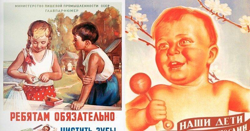 20 Soviet Health Propaganda Posters