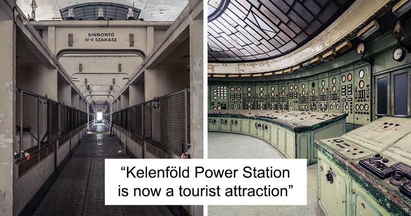 My 11 Photos Of The Kelenföld Power Station