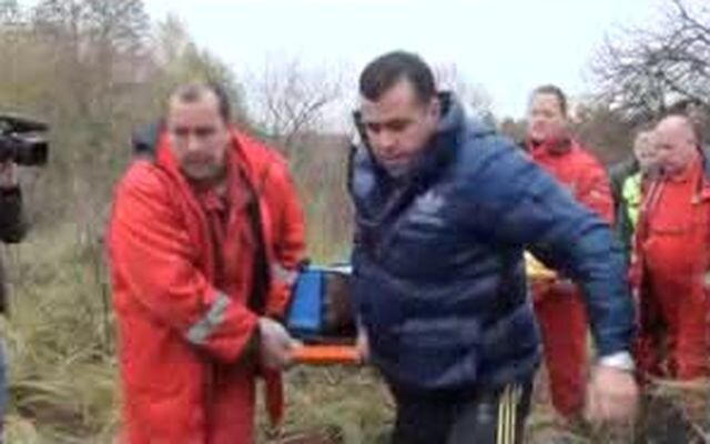 В заброшенной шахте нашли пропавшего ребенка