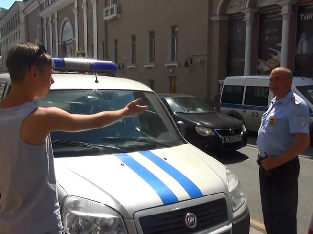 СтопХам - Полицейский паркинг