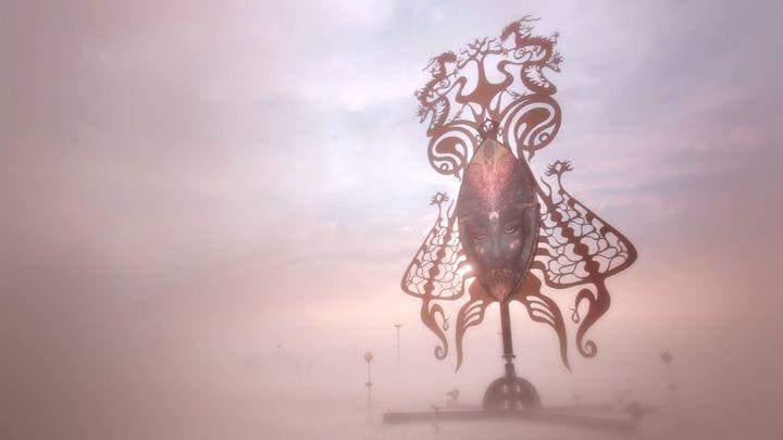 Красивейший Timelapse с крупнейшего фестиваля the Burning Man
