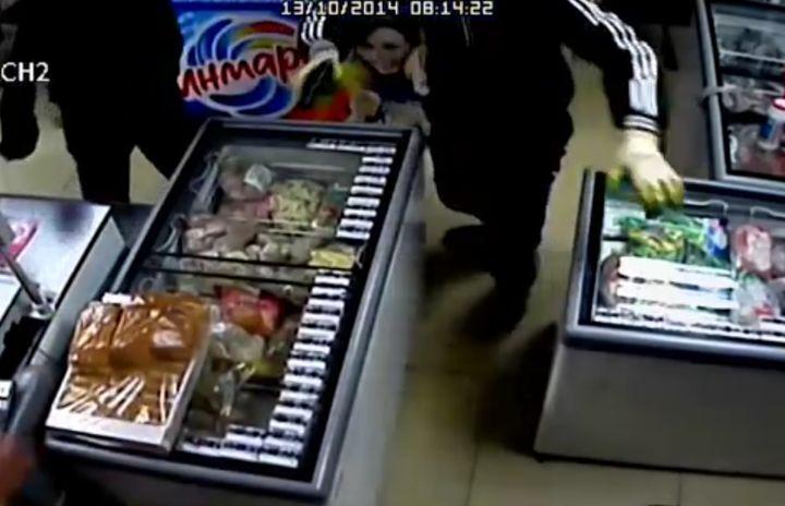 Ограбление под Иркутском