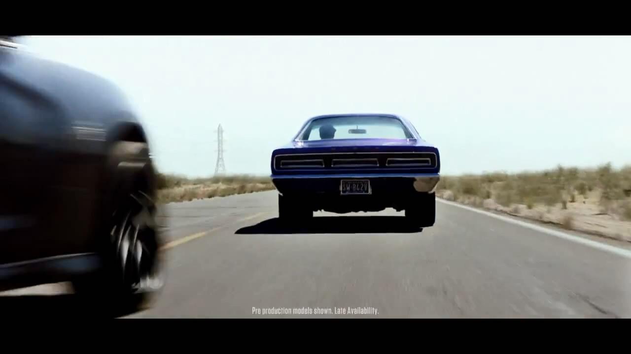 100 лет Dodge