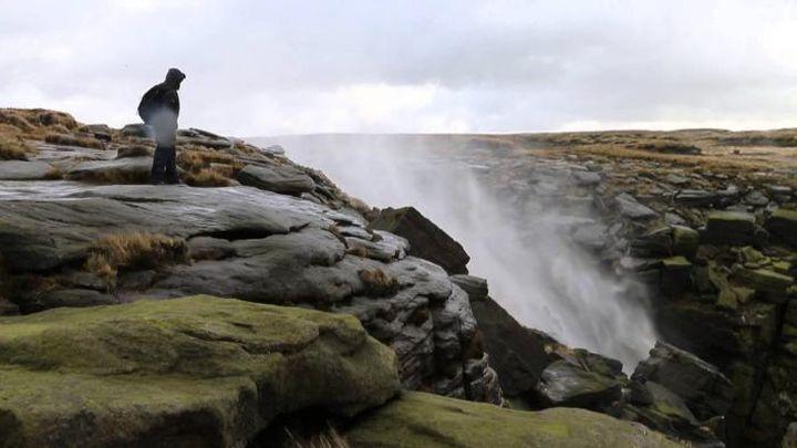 Инверсионный водопад