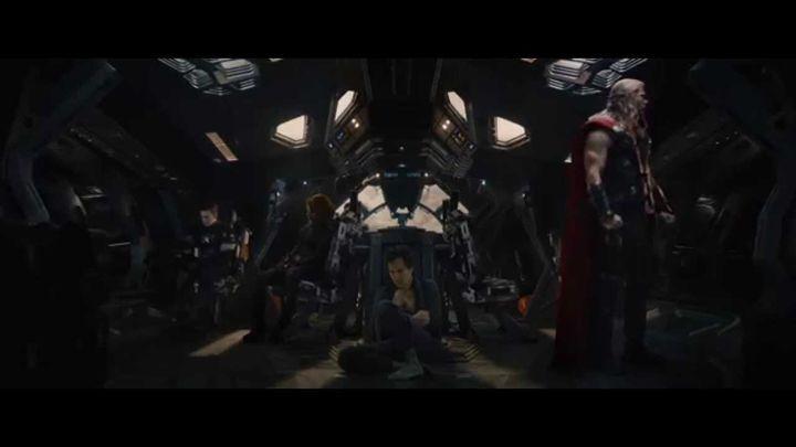 Мстители: Эра Альтрона - первый трейлер
