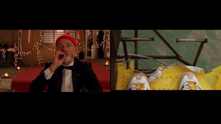 Красное и желтое в фильмах Уэса Андерсона
