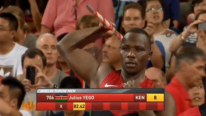 Кениец с помощью видео на Youtube, научился метать копье и выиграл чемпионат мира