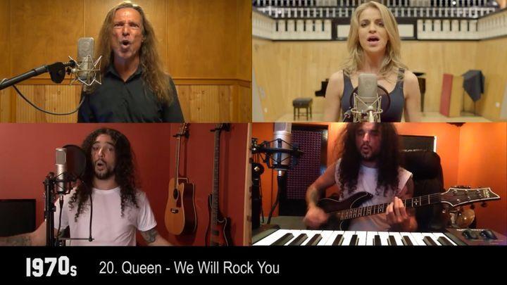 У каждого поколения свой рок: краткая история рок-н-ролла за 5 минут