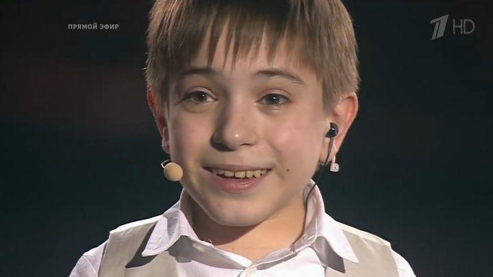 Маленький человек с большим сердцем! Выступление Данила Плужникова в финале «Голос. Дети»