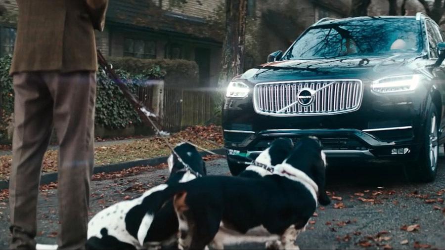 Можно умереть где угодно, но только не под колесами Volvo