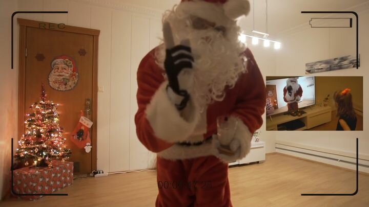 Как отец помог дочери снова поверить в Санта-Клауса