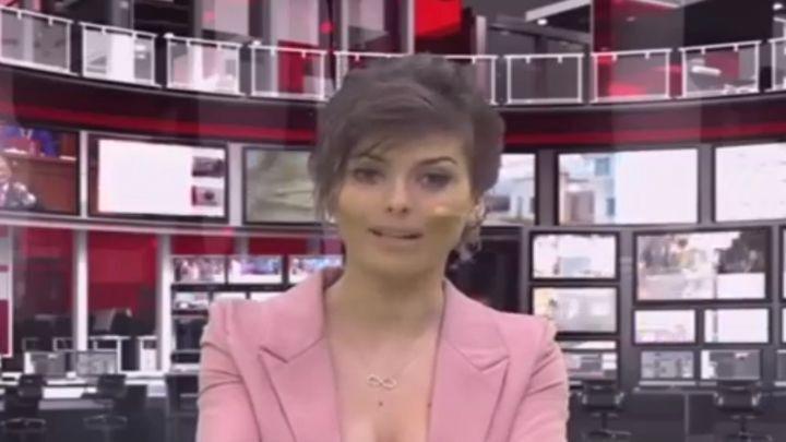Албанский телеканал придумал отличный способ повысить рейтинги новостей