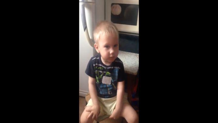 Грустная песня о пропавшей собаке до слез растрогала мальчика