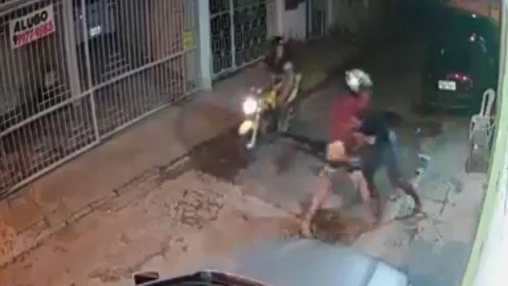 Грабитель заехал не в тот район и сам стал жертвой