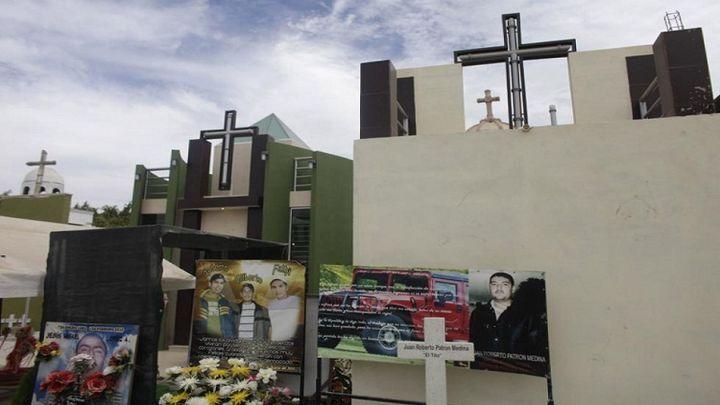 Нескромные склепы членов мексиканских наркокартелей