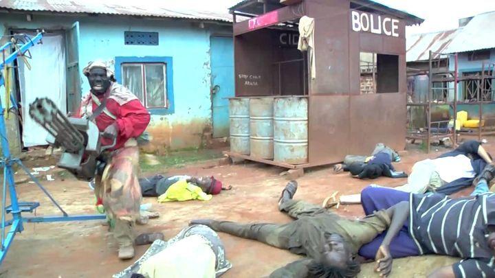 Официальное туристическое видео Уганды, снятое в духе местных боевиков