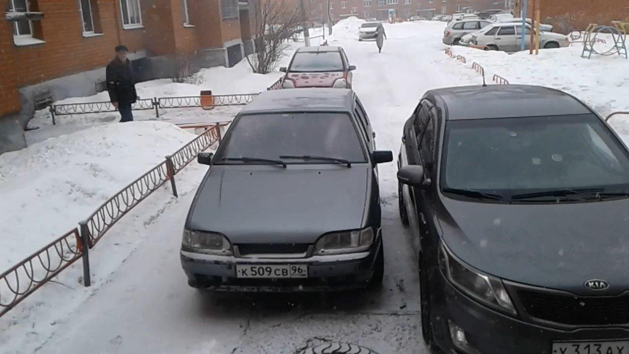 Личное парковочное место: 25 лет здесь машину ставит