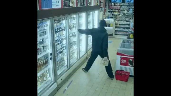 Страх и ненависть в продуктовом магазине