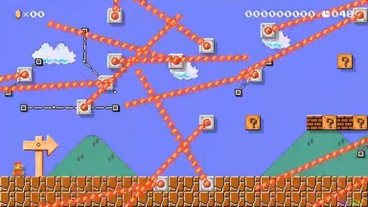 """Прохождение уровня """"Super Mario Bros."""" на садистcкой сложности"""