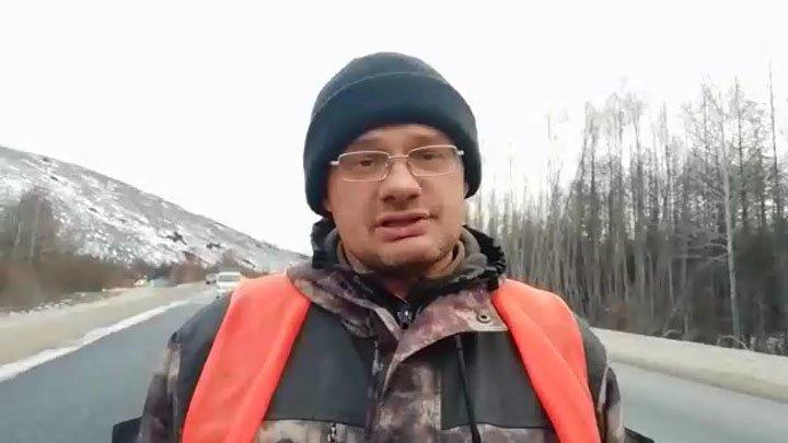 """Магаданский дорожник разъяснил, почему необходимо класть такой слой """"асфальта"""""""