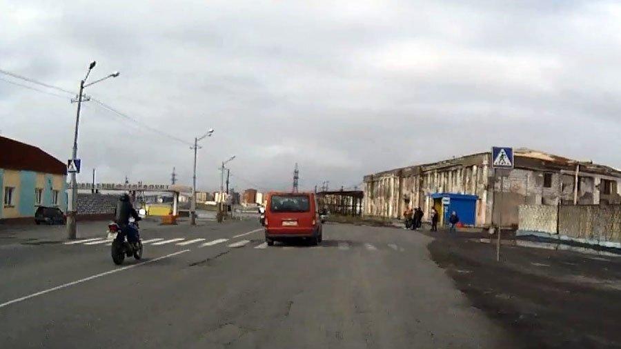 Сезон открыт, сезон закрыт: мотоавария из Норильска