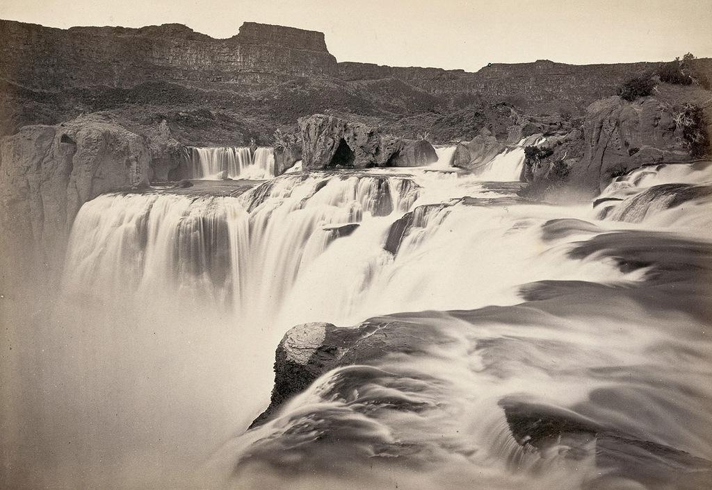 Великолепные фотографии Тимоти О'Салливана, сделанные в 1861-68 годах