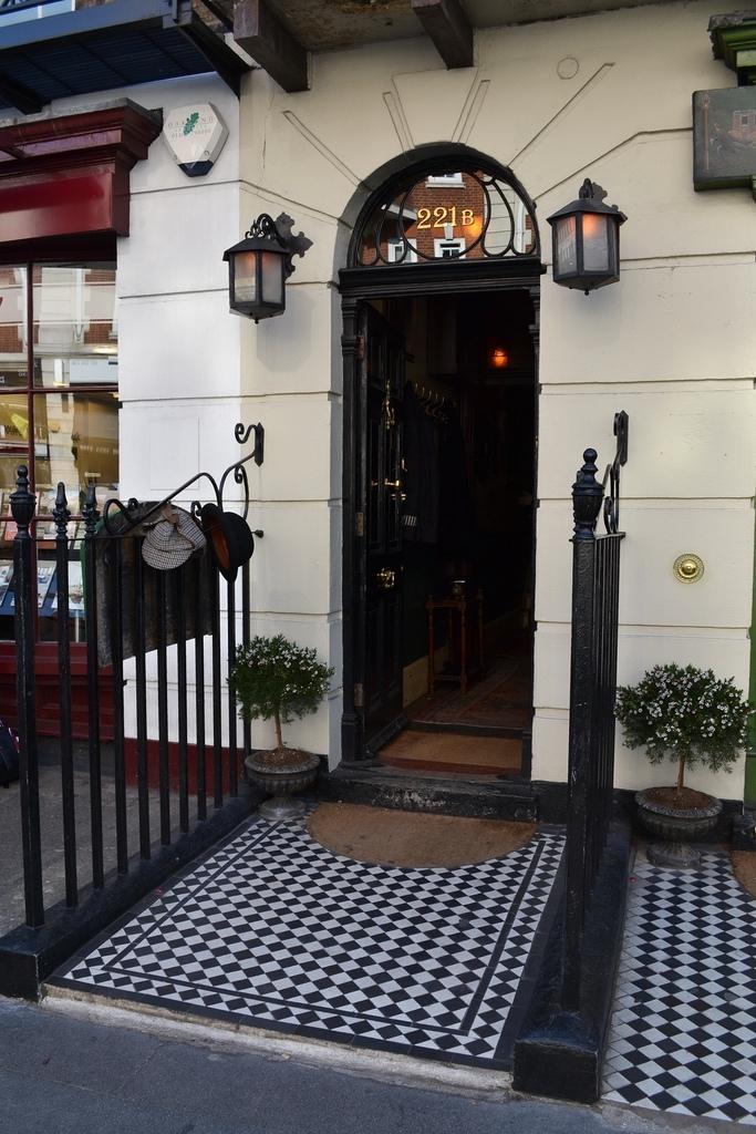 Дом-музей знаменитого сыщика Лондона Шерлока Холмса