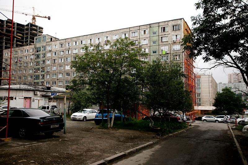 Дом ада во Владивостоке