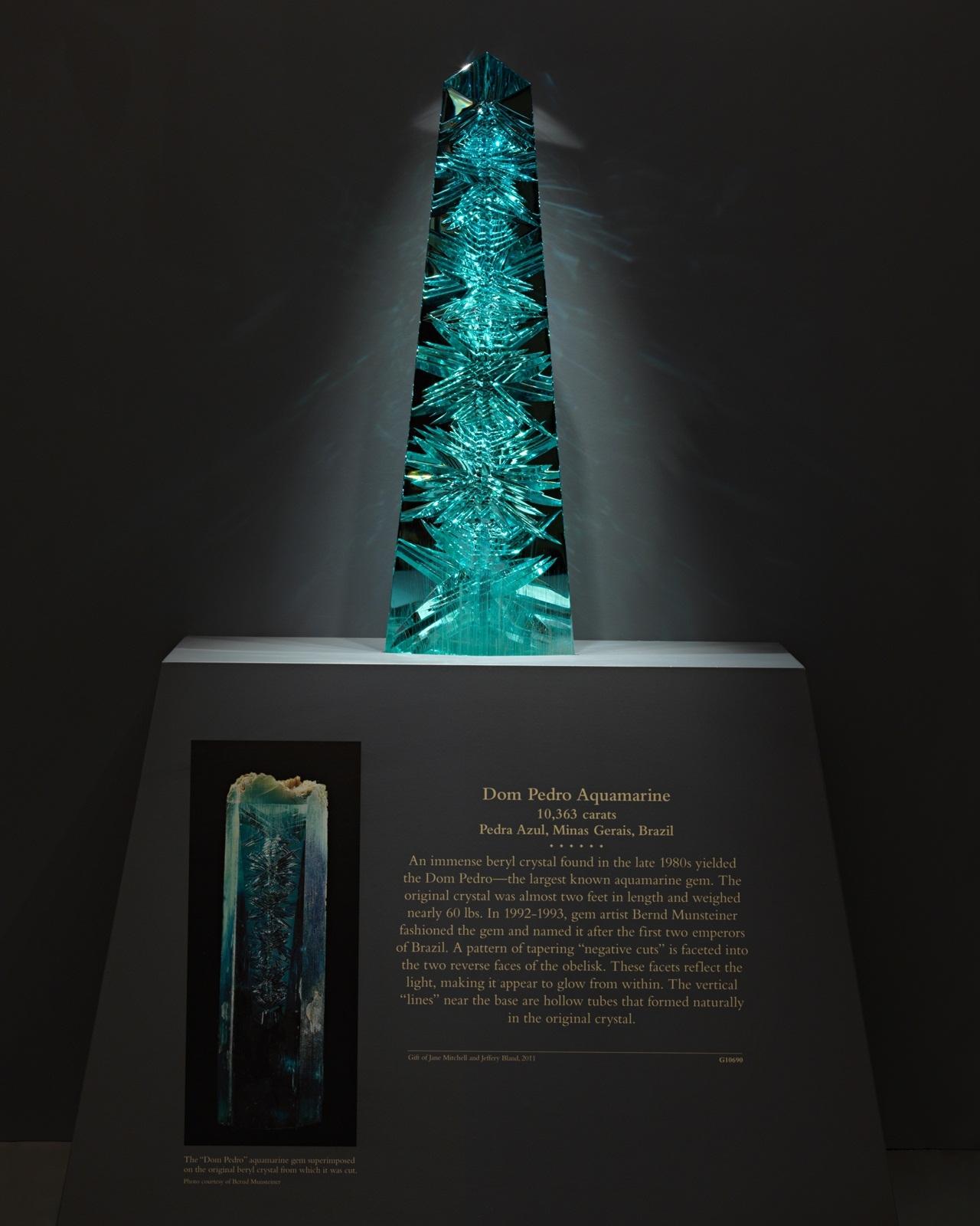 Дон Педро - один из самых знаменитых драгоценных камней в мире